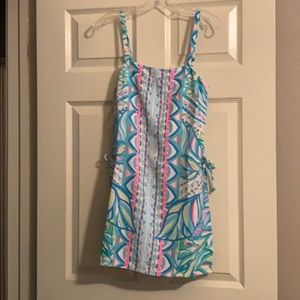 Lilly Pulitzer Romper Dress